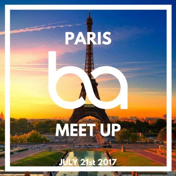 BA MEETUP À PARIS